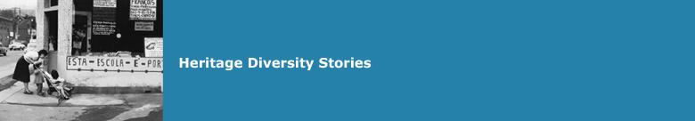 Heritage Diversity Stories