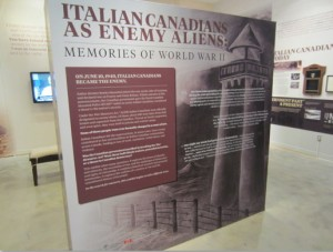 Italian Canadians as Enemy Aliens